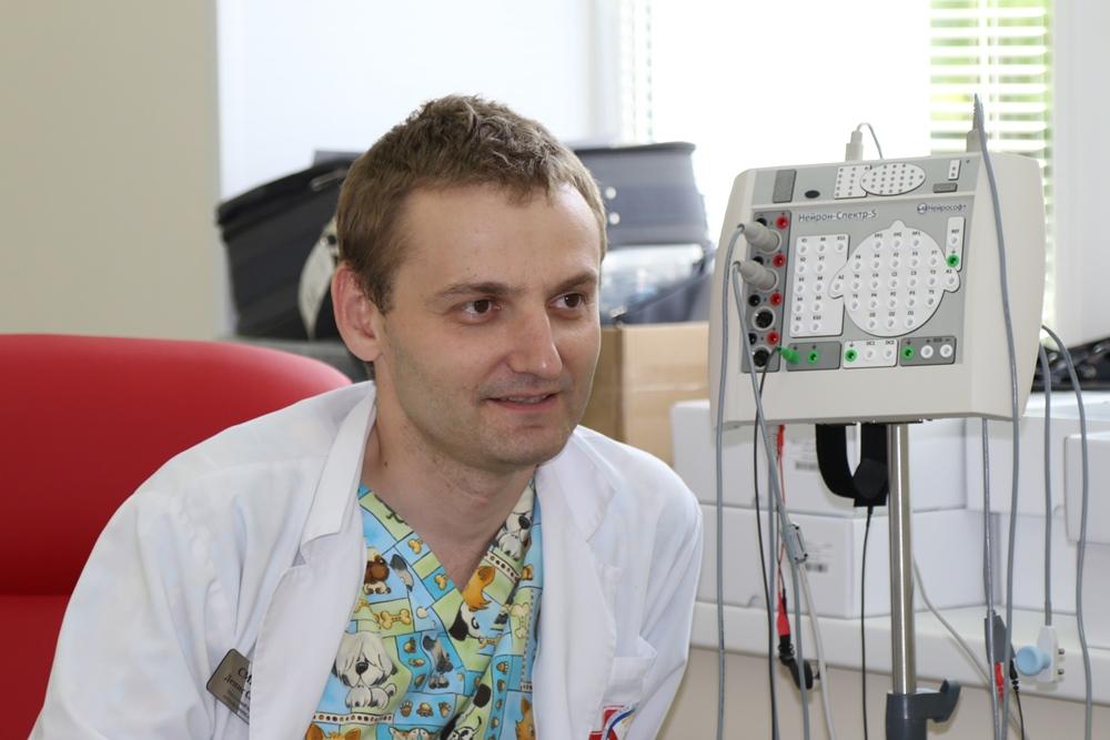 Нейрофизиологи Челябинской областной детской клинической больницы помогли 10-летнему мальчику из