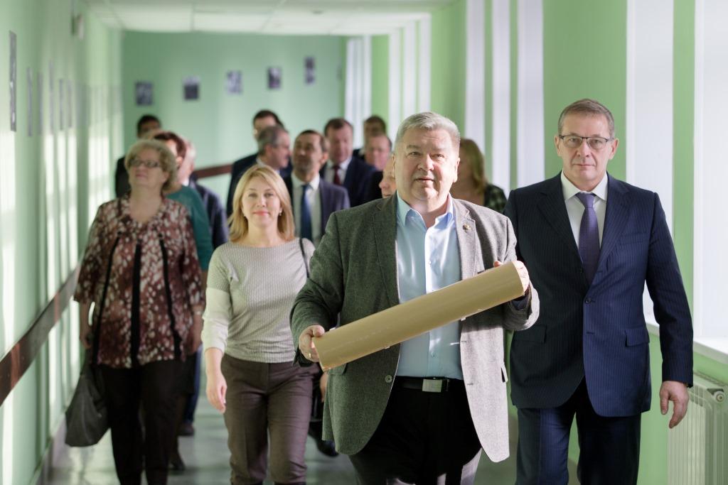 В Челябинском государственном университете открылся научно-исследовательский институт ядерной мед