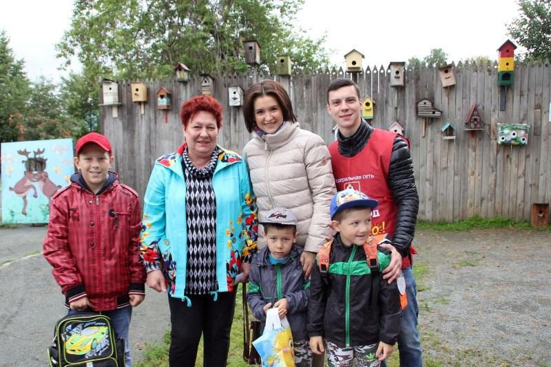 В минувшие выходные, 25 августа, в челябинском зоопарке состоялся детский праздник. Несмо