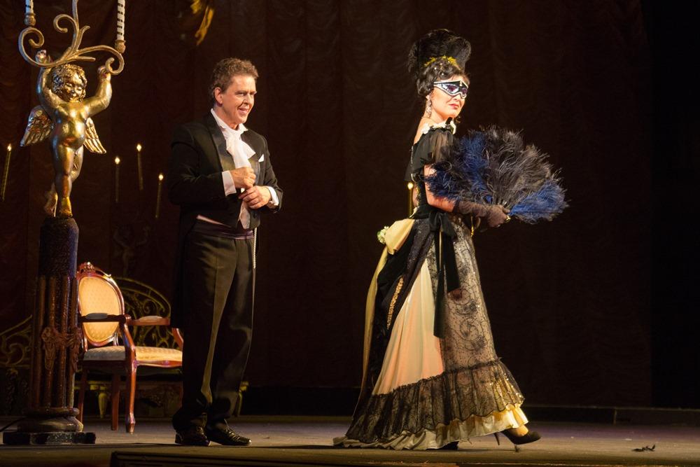 В Челябинске показ оперетты Иоганна Штрауса «Летучая мышь» 21-го февраля состоится в честь юбилея