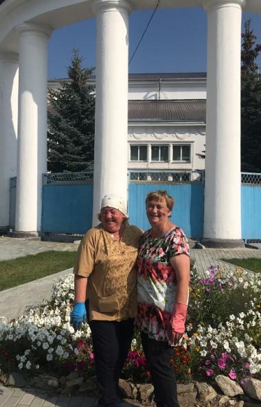 В городе Коркино Челябинской области стараниями неравнодушных жителей парк культуры и отдыха имен