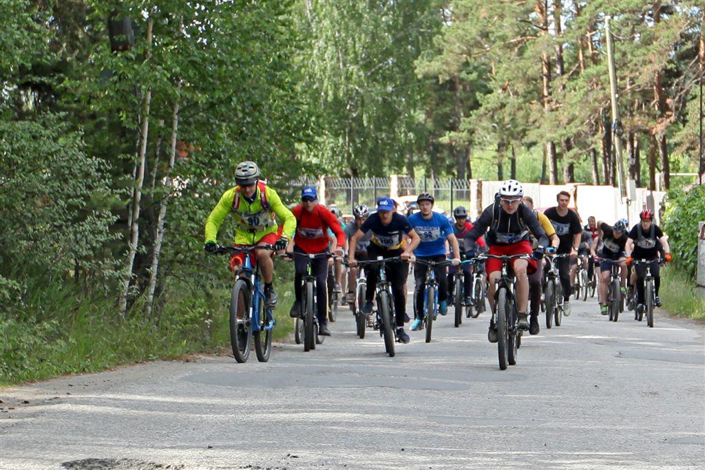 В рамках Спартакиады государственного ракетного центра имени Макеева состоялся ежегодный велопроб