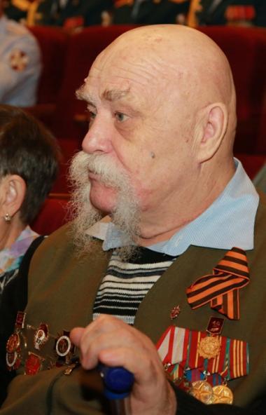 Военные Озерска (Челябинская область) получили грамоты президента России Владимира Путина. вручил