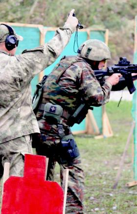 В Челябинске прошел турнир по стрельбе из боевого оружия памяти сотрудника отдела специального на