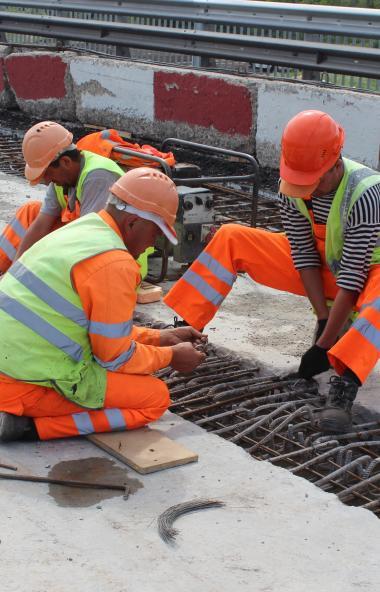 В Челябинской области завершились ремонты дорог, мостов и путепроводов на федеральных трассах. В