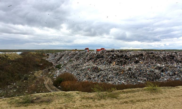 Власти планируют организовать новый мусорный полигон в Чишме Сосновского района. Об этом в четвер