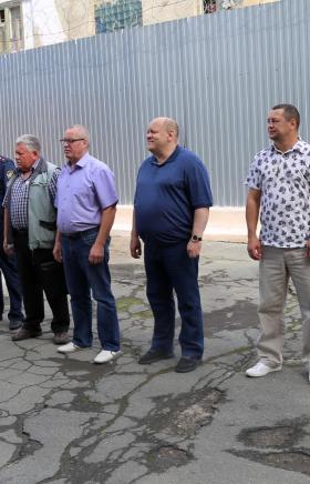 Бывший министр спорта Челябинской области Юрий Серебренников, осужденный и отсидевший срок за пол