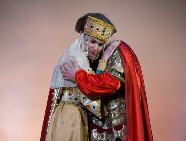 Челябинцам покажут обновленного еще более прекрасного «Князя Игоря». Показ легендарного спектакля