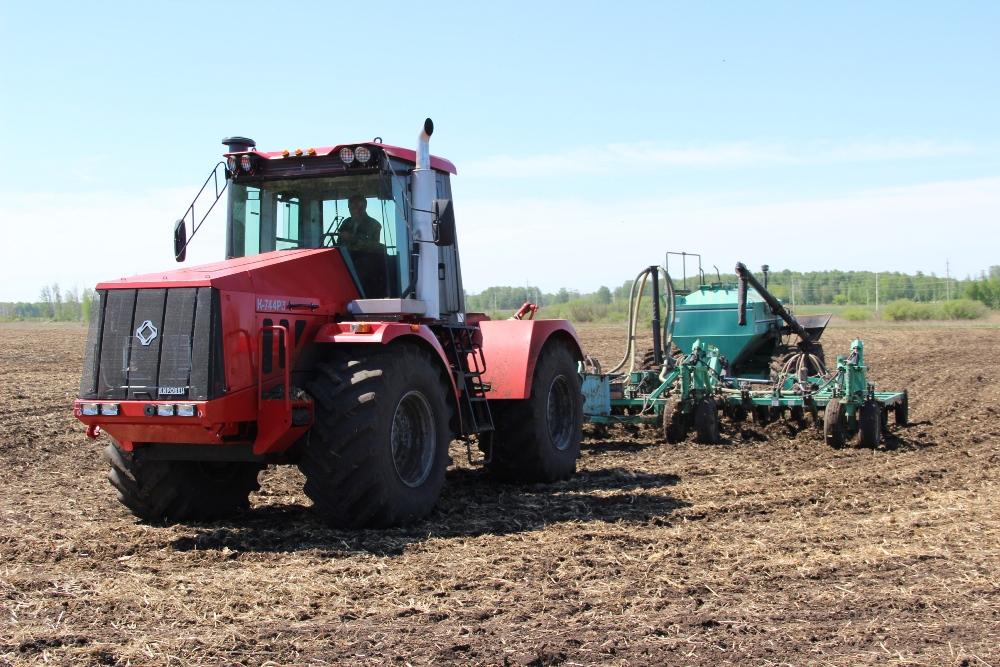 Агрохолдинг «Равис» (Челябинская область) в оптимальные сроки завершил посевную кампанию. В этом