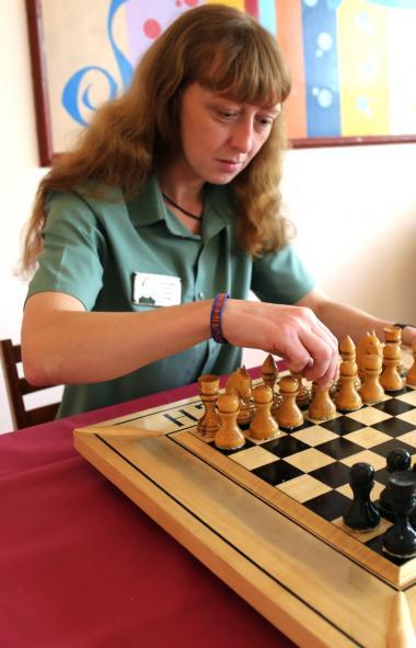 Общероссийская акция массовой игры в шахматы среди осужденных состоялась вколониях Челябинс