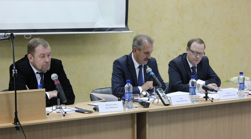 Как сообщил министр физической культуры и спорта Челябинской области Леонид Одер, в Олимпийских и