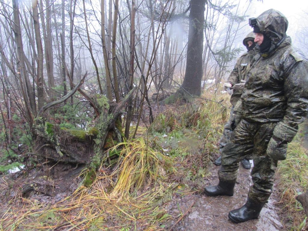 В национальном парке «Таганай» браконьеры попали в объектив фотоловушки. Их личности установлены.