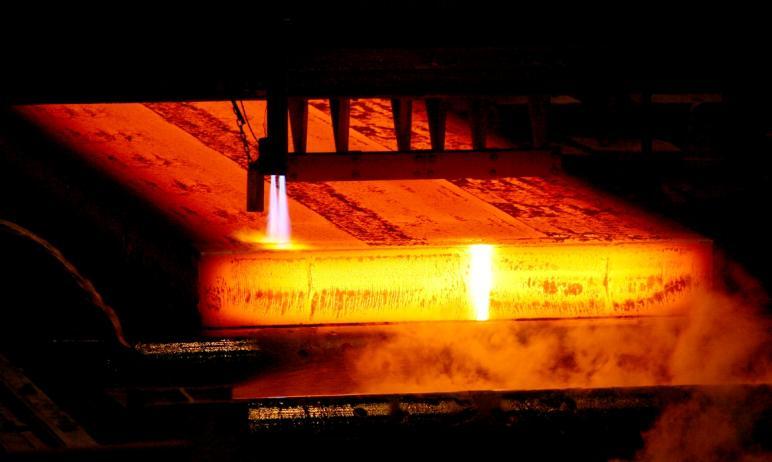 На Магнитогорском металлургическом комбинате (Челябинская область) стартовала опытно-промышленная