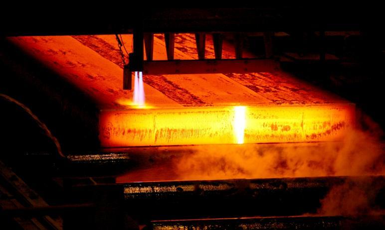 На базе Магнитогорского металлургического комбината (Че