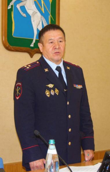 В Сосновском районе (Челябинская область) – новый начальник полиции. Им стал бывший руководитель