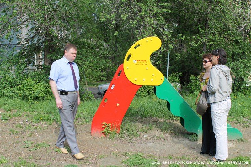 Глава озерской администрации Павел Качан отметил, что в преддверии мероприятия он провел ряд встр