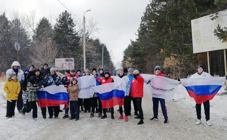 Челябинские активисты Общероссийского народного фронта подключились к акции ОНФ «Неделя спорта».