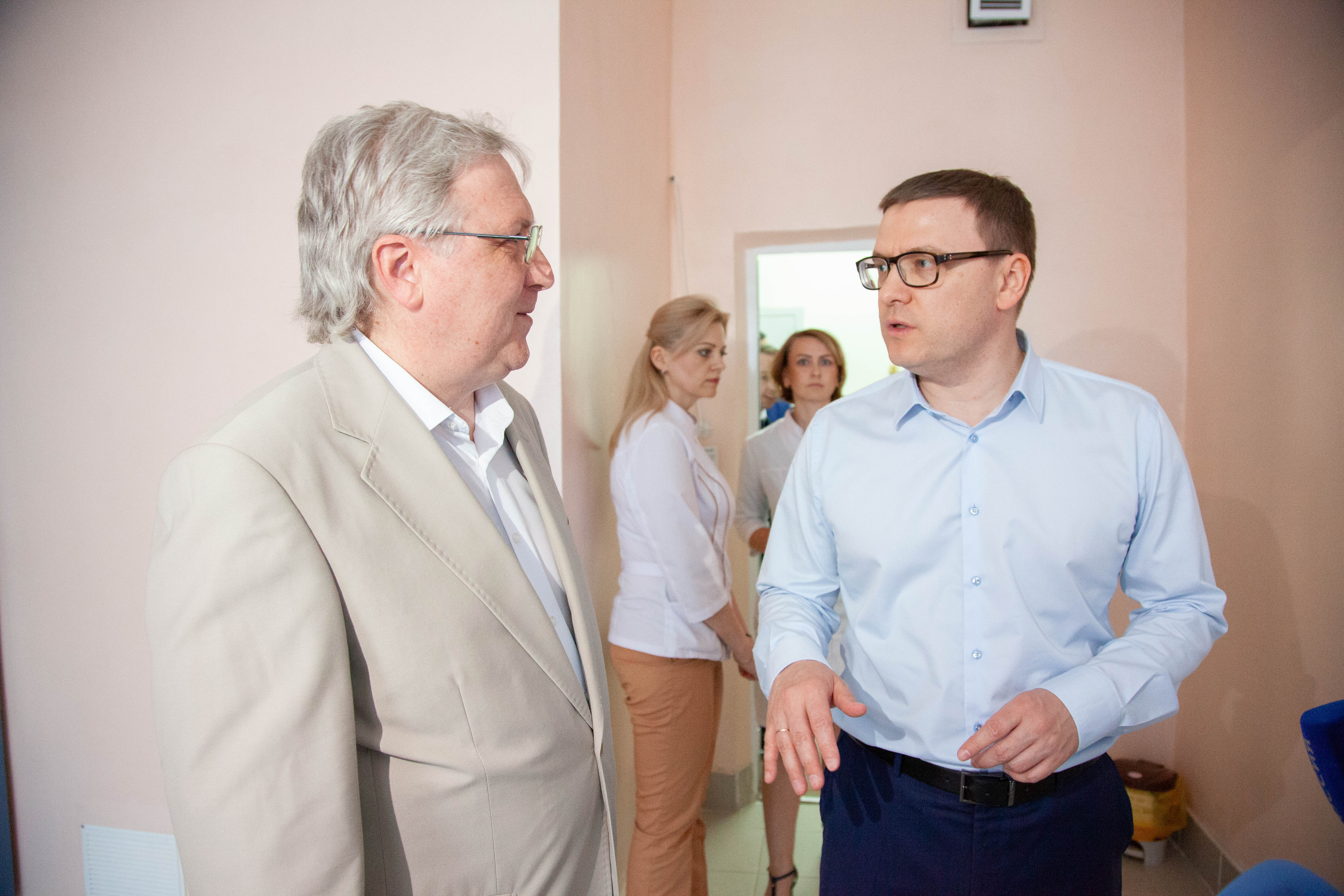 Глава Челябинской области Алексей Текслер в понедельник, 3 июня, посетил с рабочим визитом Южноур