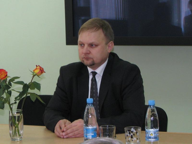 Председатель Собрания депутатов закрытого территориального образования Озерский городской округ (