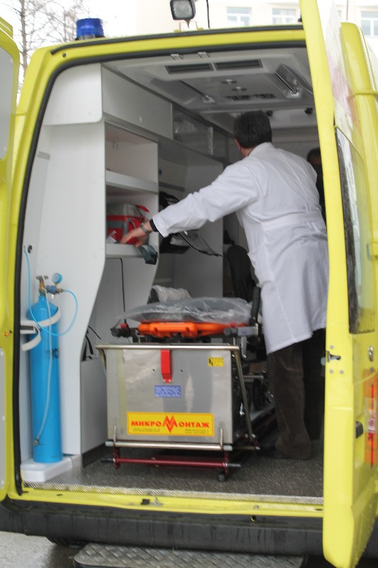 Как сообщил агентству «Урал-пресс-информ» осведомленный источник, врачи скорой, прибывшие на вызо