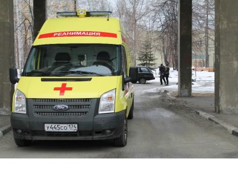 Гражданин Таджикистана, серьезно пострадавший после взрыва в жилом доме Магнитогорска, доставлен