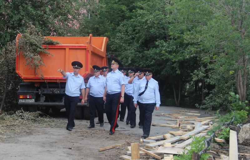 В Калининском районе Челябинска осенью этого года откроется новый отдел полиции. «Северо-Западный