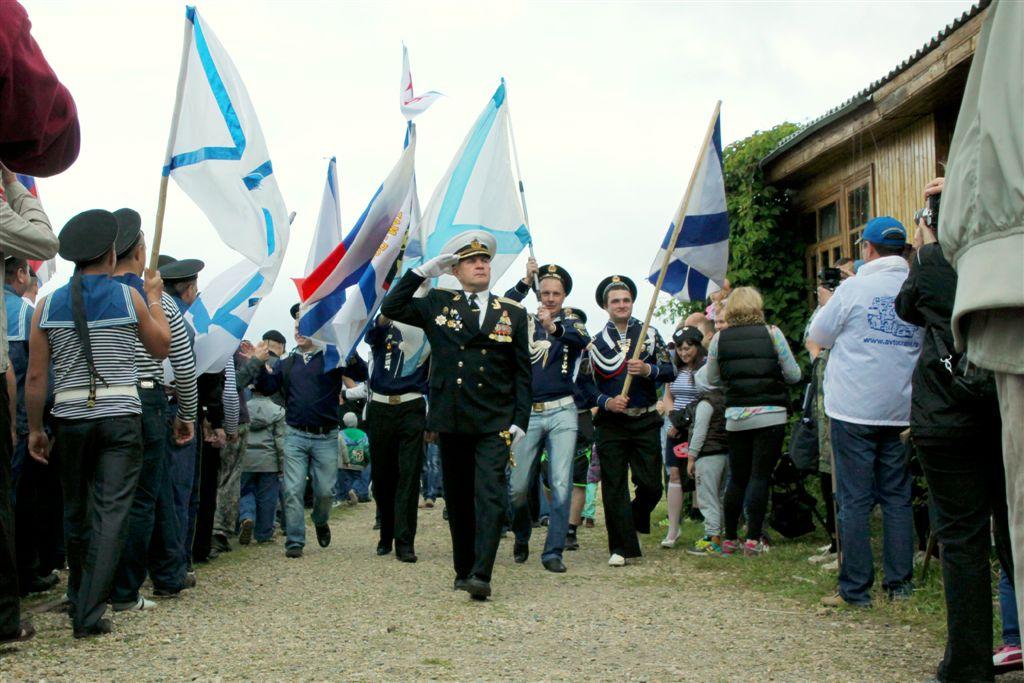 Коллектив АО «ГРЦ Макеева» (Челябинская область) считает День ВМФ, который отмечается в последнее