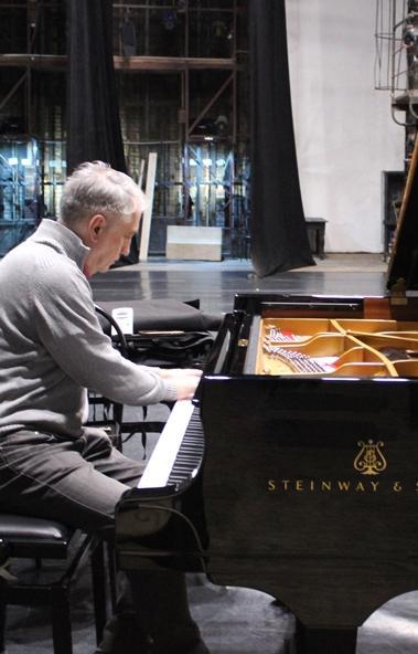 Новый рояль челябинского театра оперы и балета имени Глинки полностью готов к работе. Столичный м