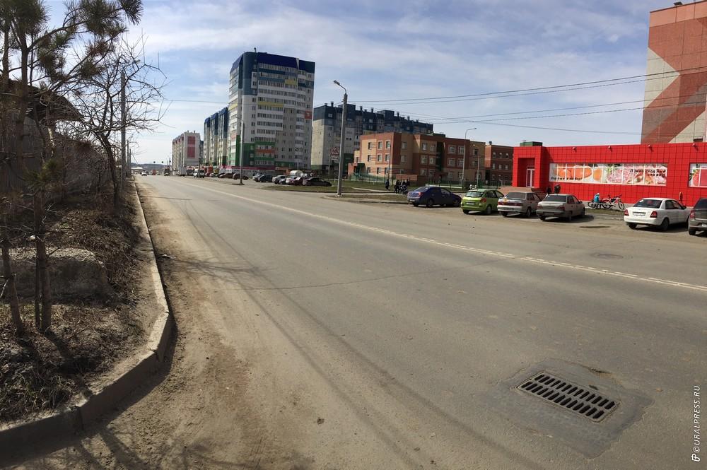 Начальник управления дорожного хозяйства администрации Челябинска Александр Шабалин