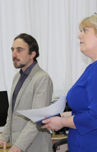 Солист Челябинского театра оперы и балета, тенор, лауреат международного конкурса Павел Чикановск