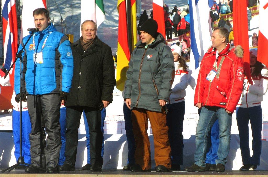Заместитель главы региона напомнил, что за последние годы в области проходили турниры самого высо