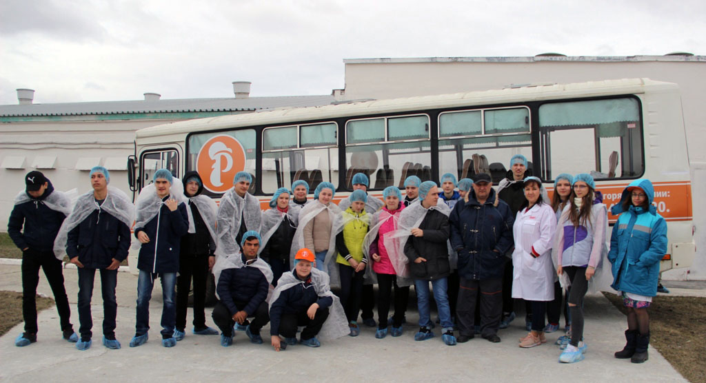 Агрохолдинг «Равис» присоединился к проекту «День без турникета», в рамках которого на предприяти