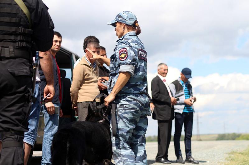 Полицейские Челябинской области совместно с коллегами из Казахстана перекрыли канал контрабанды с