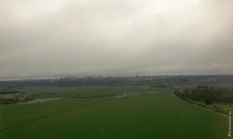Жители Челябинска жалуются на утренний туман с химическим привкусом. Министерство экологии успока
