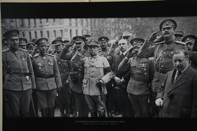 На открытие выставки в Челябинск прибыл военный атташе посольства Франции в Москве Эрик Гал