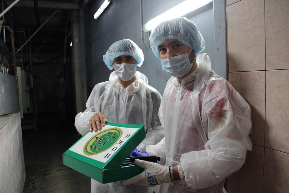 Производство компании «Равис» (Челябинская область) сегодня, 27-го июня, оценил председатель коми