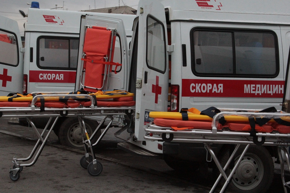 Из пекарни, расположенной в Ленинском районе Челябинска, госпитализировали сотрудницу, которой от