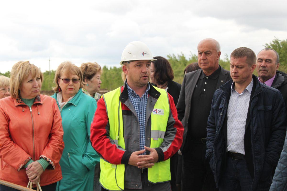 Глава Сосновского муниципального района (Челябинская область) совместно с главами сельских поселе