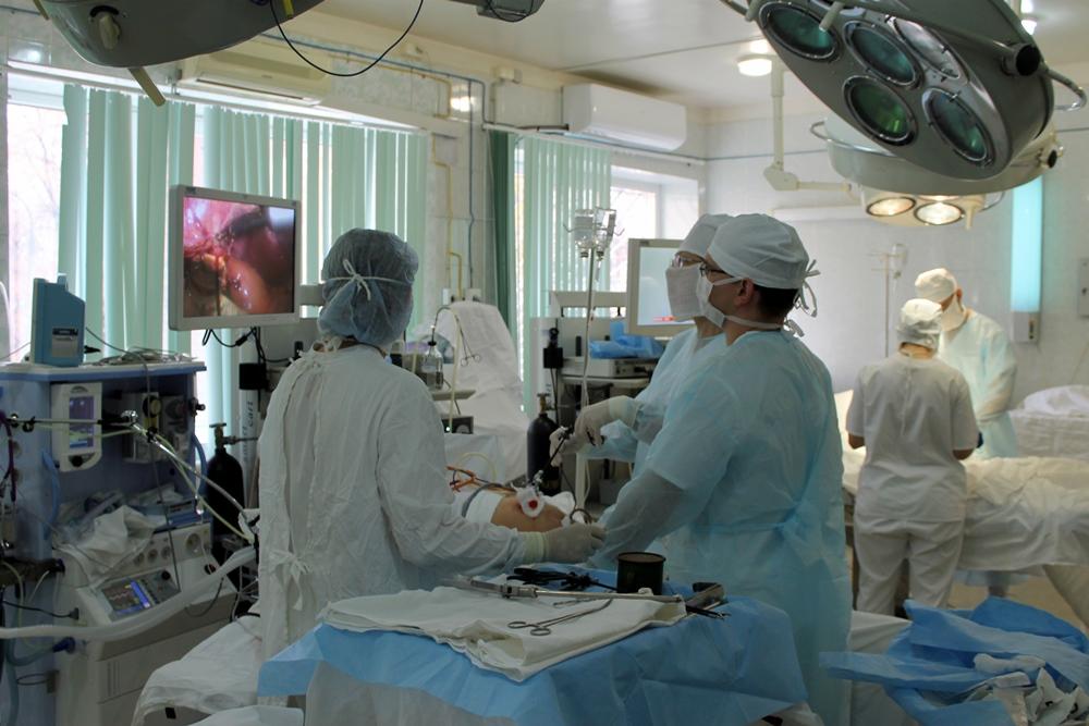 Результаты работы Управления здравоохранения администрации Челябинска озвучили на итоговой коллег