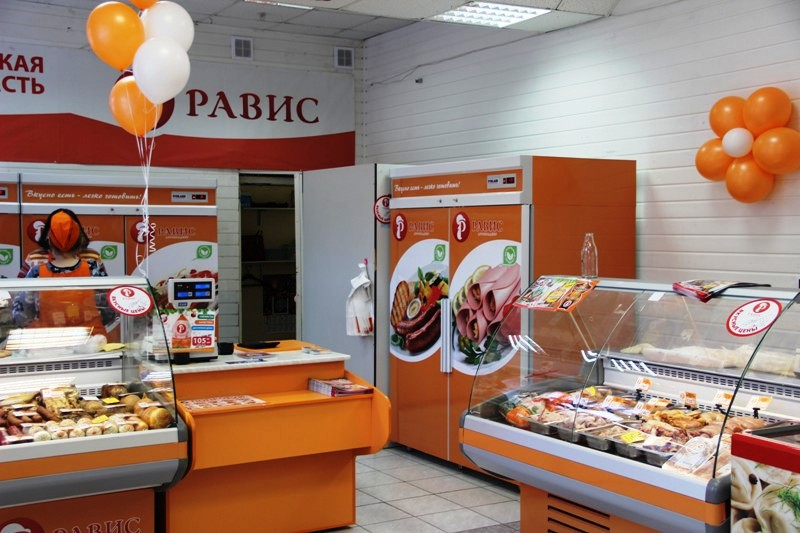 Компания «Равис» (Челябинская область)обещает своему покупателю еще больше полуфабрикатов, объемы