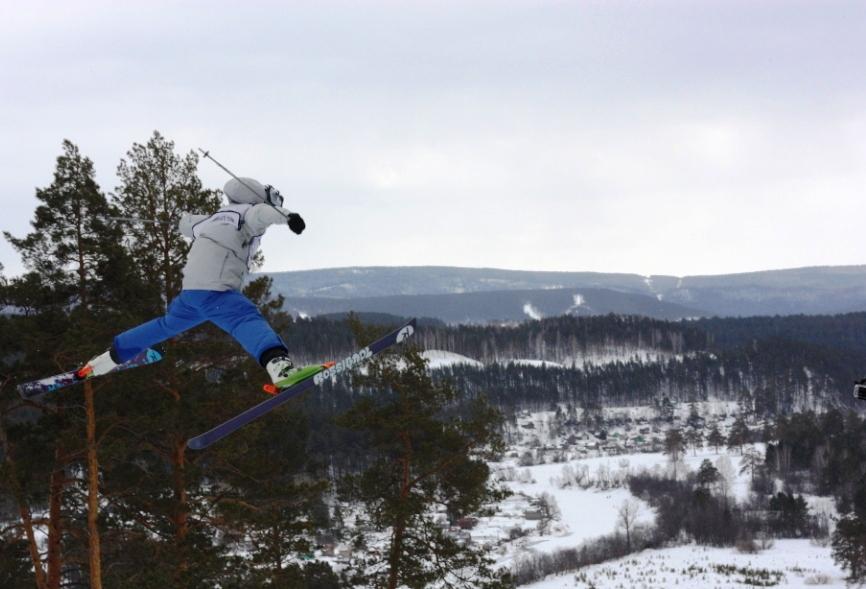 В соревнованиях у мужчин первые два места достались москвичам – Даниилу Калачеву и Антону Голубев
