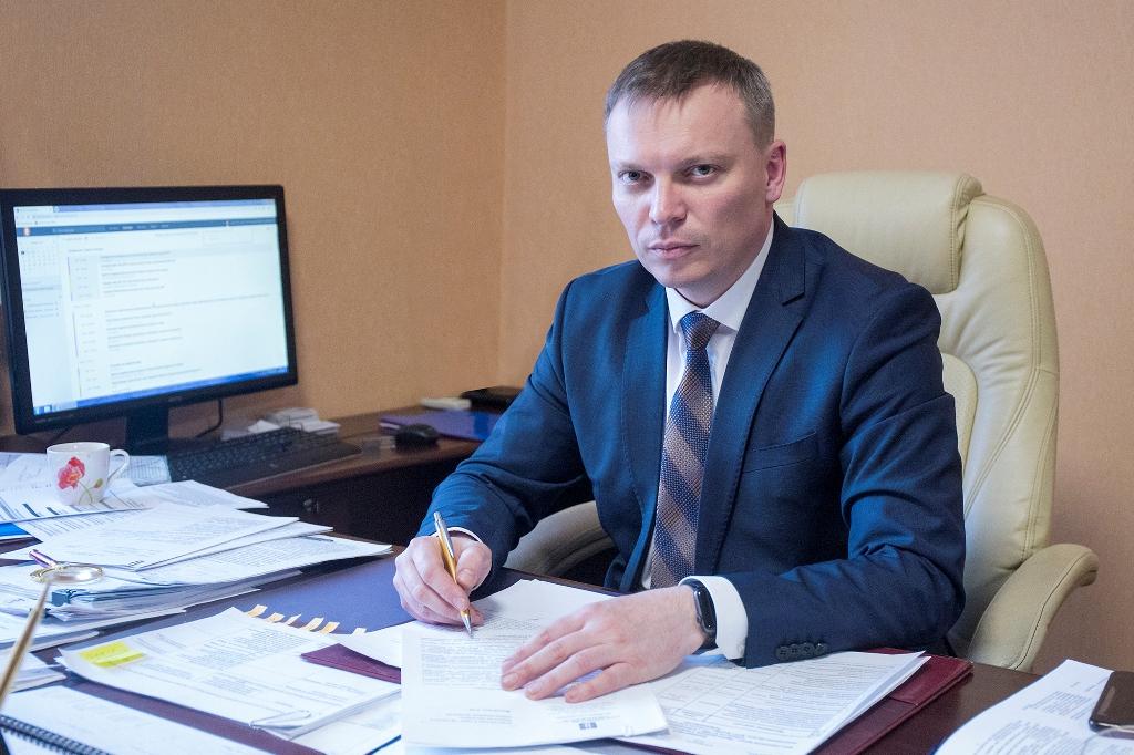 Глава Копейского городского округа (Челябинская область) Андрей Фалейчик,