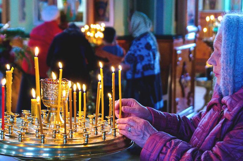 Как сообщили агентству «Урал-пресс-информ» в Челябинской епархии, сегодня во всех храмах Челябинс