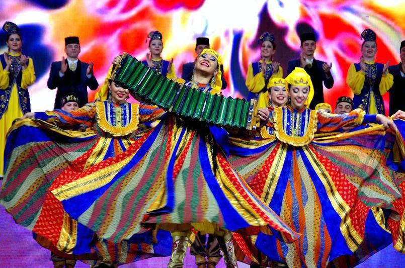 В этом году за корону лучшей татарочки поборются победительницы региональных этапов из Челябинско