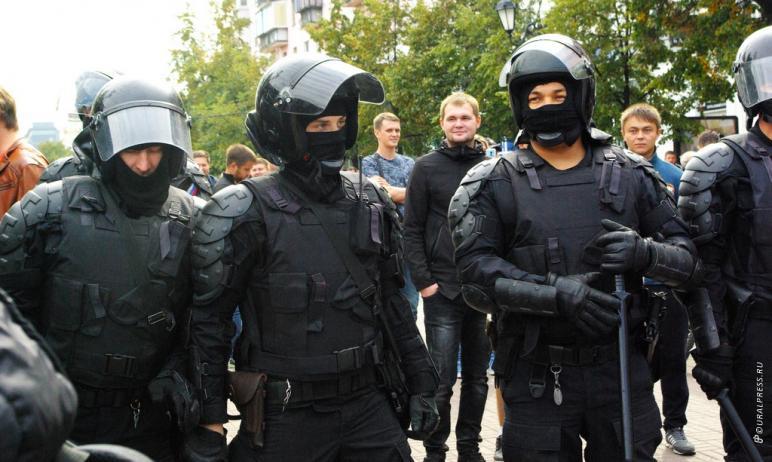 ГУ МВД по Челябинской области выступило с предостережением об участии в несогласованных акциях. В