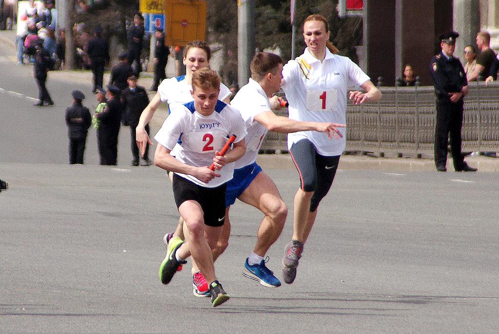 В воскресенье, 5 мая, в Челябинске состоялось открытие летнего спортивного сезона. Старт ему дали