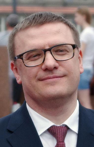 Алексей Текслер, победивший на губернаторских выборах в Челябинской области вось