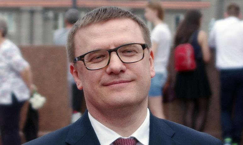 Губернатор Челябинской области Алексей Текслер и глава Саткинского муниципального района Александ