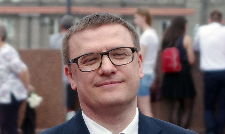 Губернатор Челябинской области Алексей Текслер обратился к депутатам Законодательного собрания с
