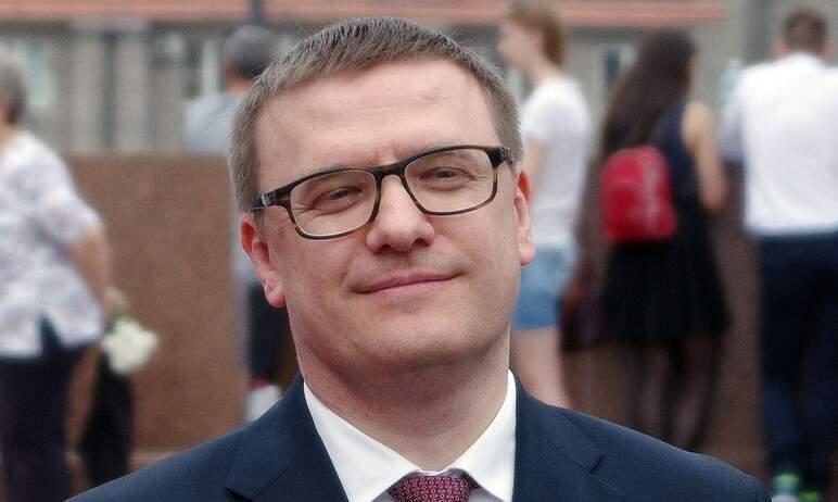 Губернатор Челябинской области Алексей Текслер, возглавлявший региональный парти